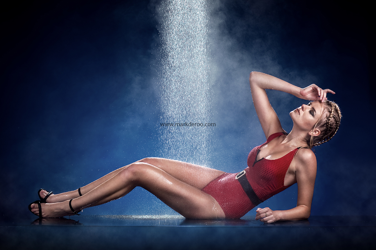 Watershoot Mark de Roo Studio76 workshop